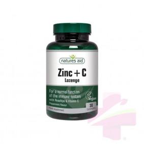 N/A ZINC + C LOZENGE  *30...