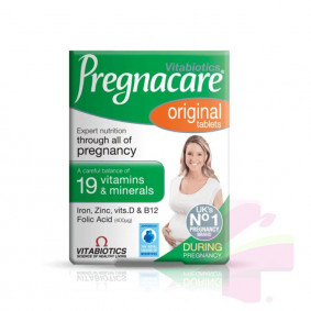 PREGNACARE ORIGINAL * 30 TABS