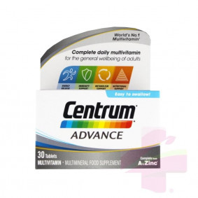 CENTRUM ADVANCE * 30 TABS