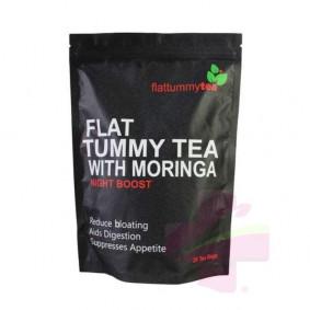 FLAT TUMMY TEA WITH MORINGA...