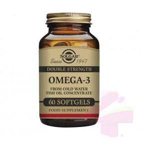 SOLGAR OMEGA-3 * 60 SOFTGELS