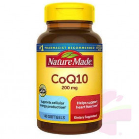 N/M COQ 10 200MG * 140GELS