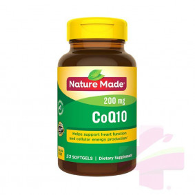 N/M COQ 10 200MG * 53 GELS