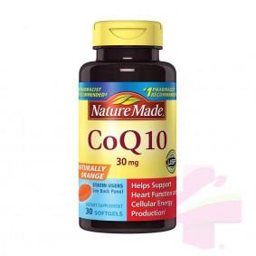 N/M COQ10 30MG * 30 SOFTGELS