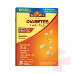 N/M DIABETES HEALTH PACK * 30