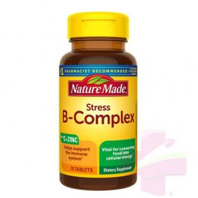 N/M STRESS B-COMPLEX * 75 TABS