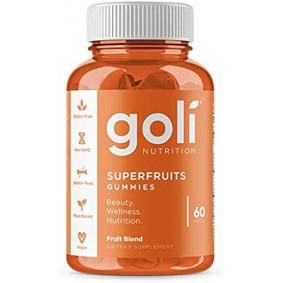 GOLI NUTRITION SUPER FRUITS...