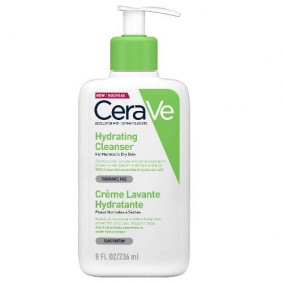 CERAVE HYDRATING CLEANSER...