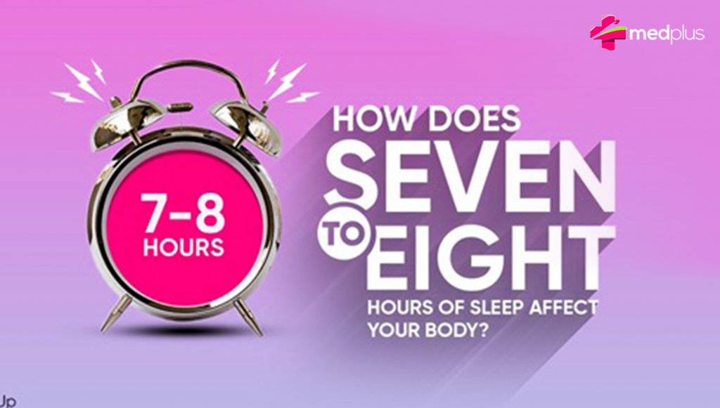 How Does Seven to Eight Hours of Sleep Affect Your Body?